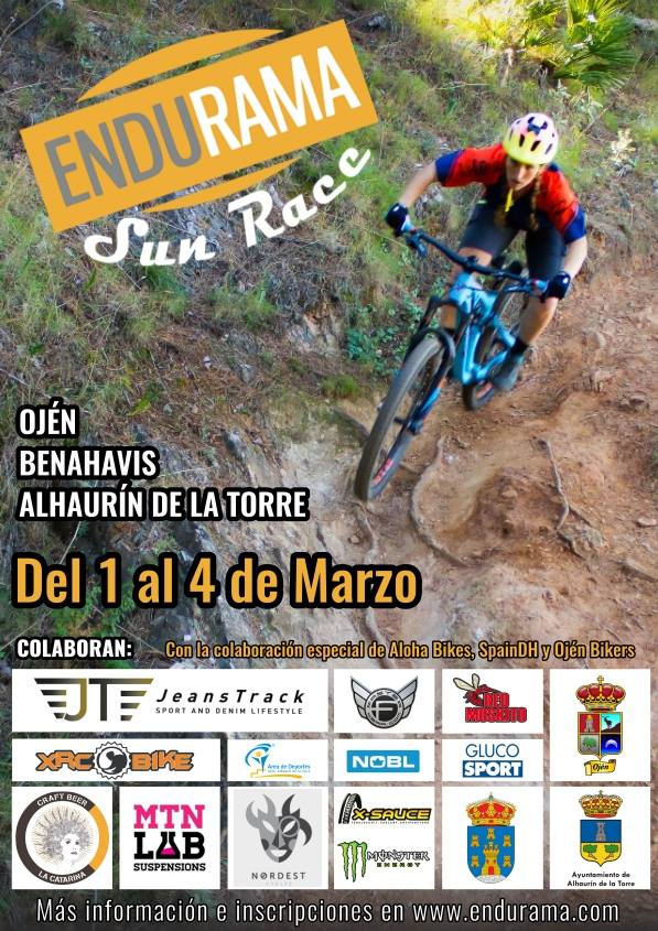 EnduramaSunRace2018_poster
