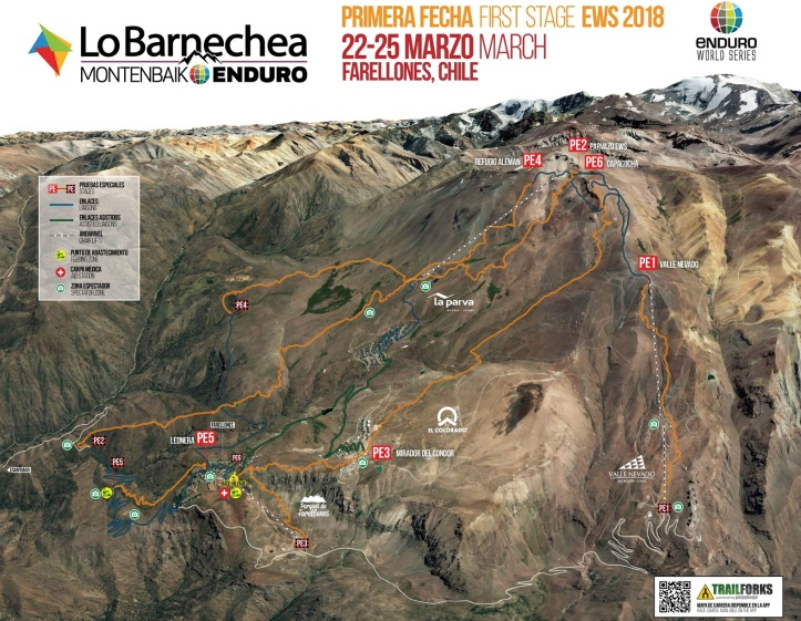 EWS2018_Chile_recorrido