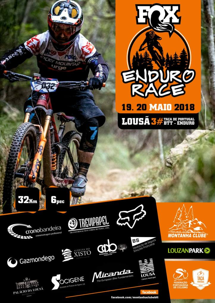 FoxEnduroRace_Lousa_poster